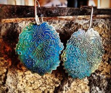 blue-earrings