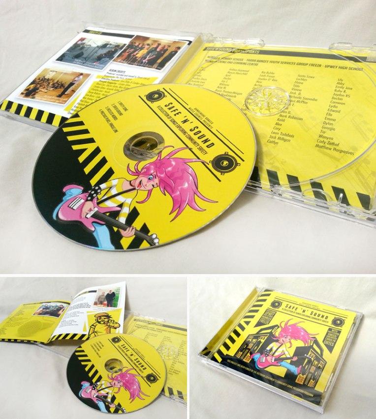 Safety CD