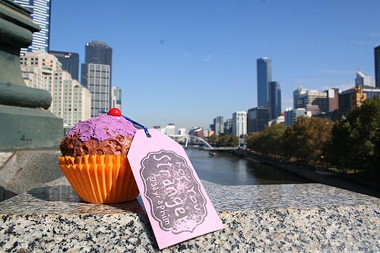 Sayraphim Lothian cupcakes