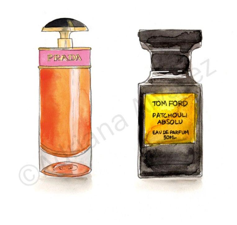 Prada and Tom Ford by Adriana Alvarez